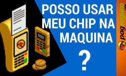 Colocar meu CHIP na máquina PagSeguro #PAGDICAS