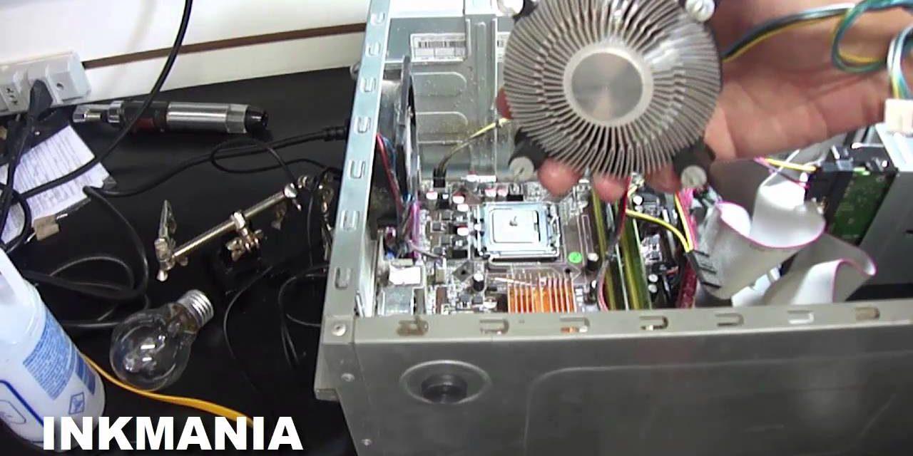 Curso de Hardware – Entenda sobre Cooler's, Circulação, Exaustão e Limpeza