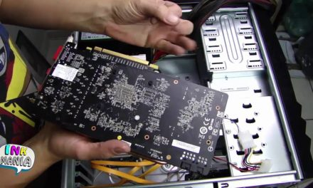 Trocando Gabinete PC, Dicas de Hardware , Placa de video Radeon R9 380