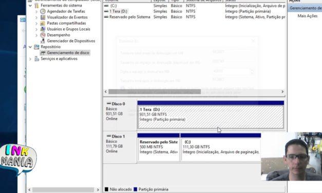 HD novo Não reconhece no Windows? aprenda a resolver, dicas de técnico