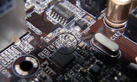 Reparo Placa-mãe Asrock X79 Extreme4 , Troca de SMD e Trilha queimada