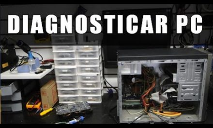 Como Diagnosticar Defeito de Computador que não Liga   Video Técnico